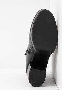 ONLY SHOES - ONLBRIN - Kotníková obuv na vysokém podpatku - black - 6