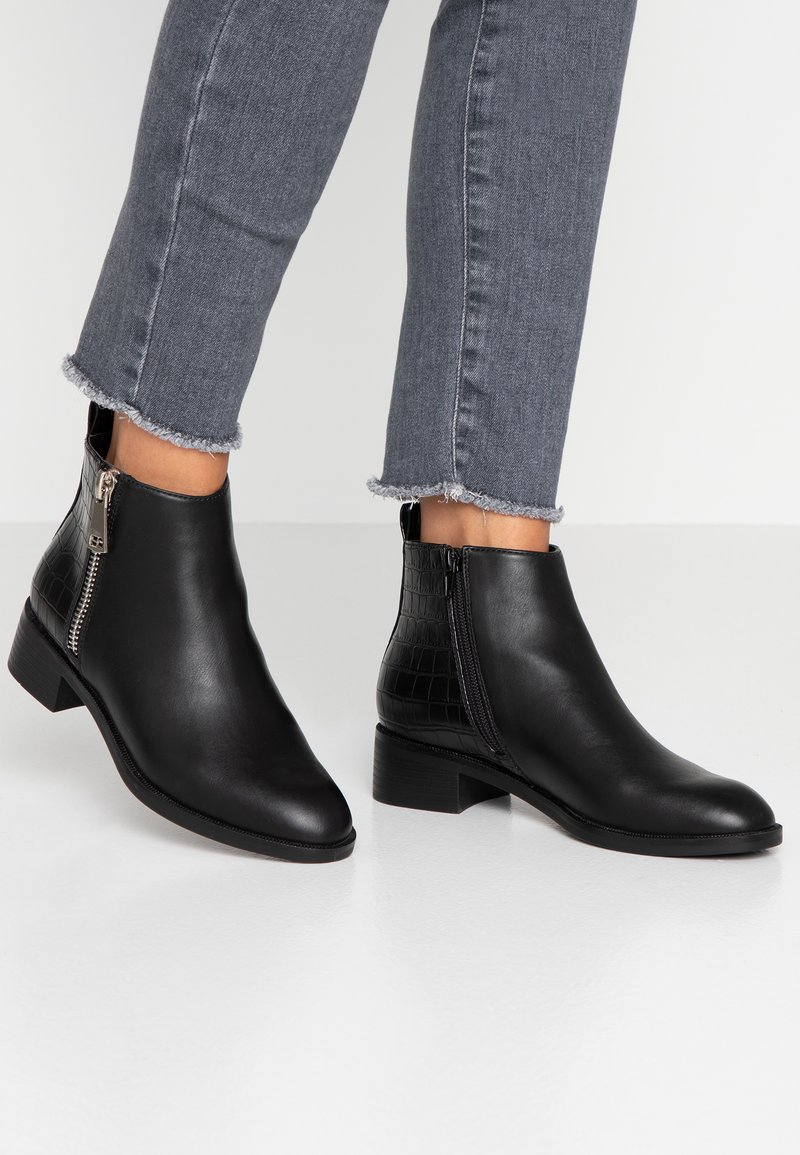 ONLY SHOES - ONLBRIGHT - Tronchetti - black