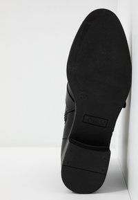 ONLY SHOES - ONLBRIGHT ZIP BUCKLE - Boots à talons - black - 6
