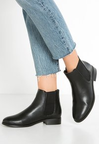 ONLY SHOES - ONLBOBBY - Ankle boots - black - 0