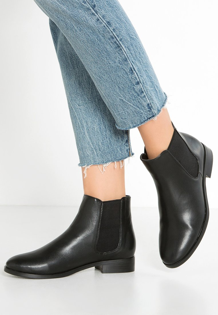 ONLY SHOES - ONLBOBBY - Ankle boots - black