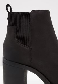 ONLY SHOES - Boots à talons - black - 6