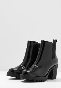 ONLY SHOES - Botines bajos - black - 4