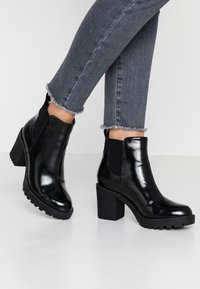ONLY SHOES - Botines bajos - black - 0