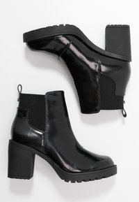 ONLY SHOES - Botines bajos - black - 3