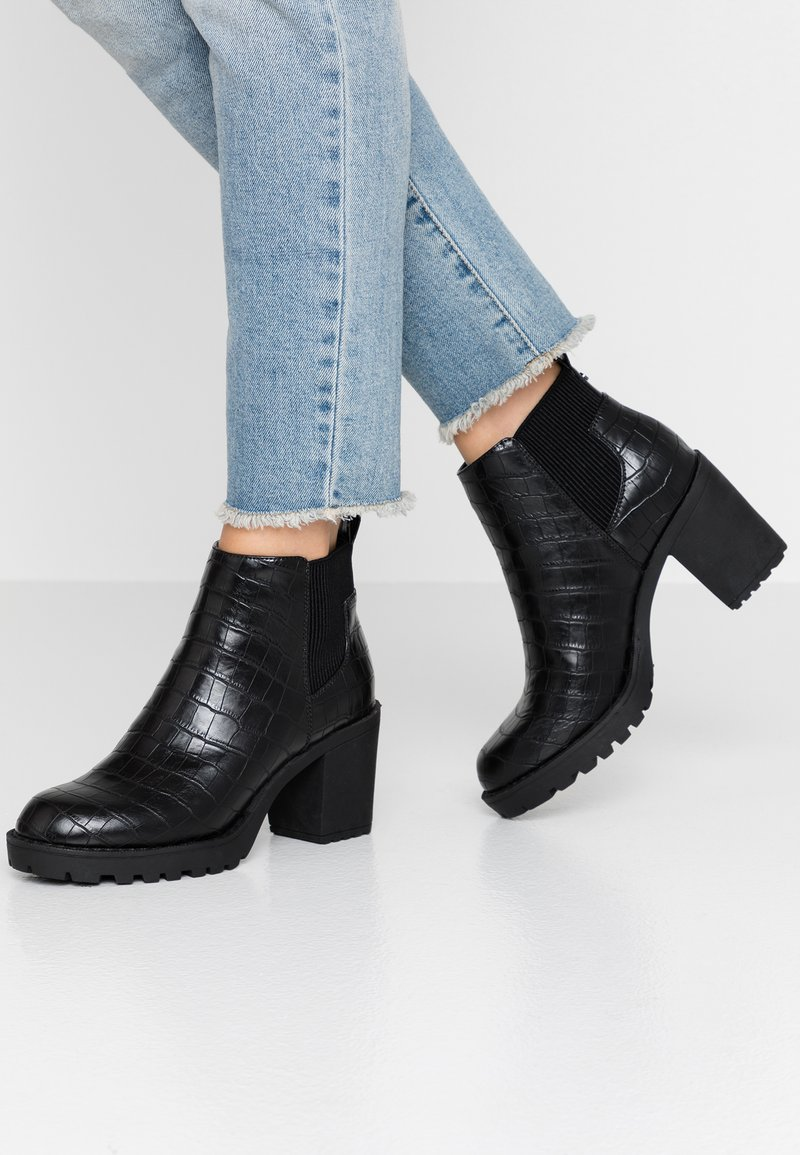 ONLY SHOES - Ankle boots - black
