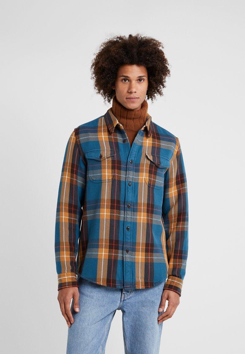 Outerknown - BLANKET - Shirt - mallard bodega