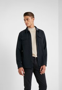 Outerknown - BLANKET - Chemise - pitch black - 3