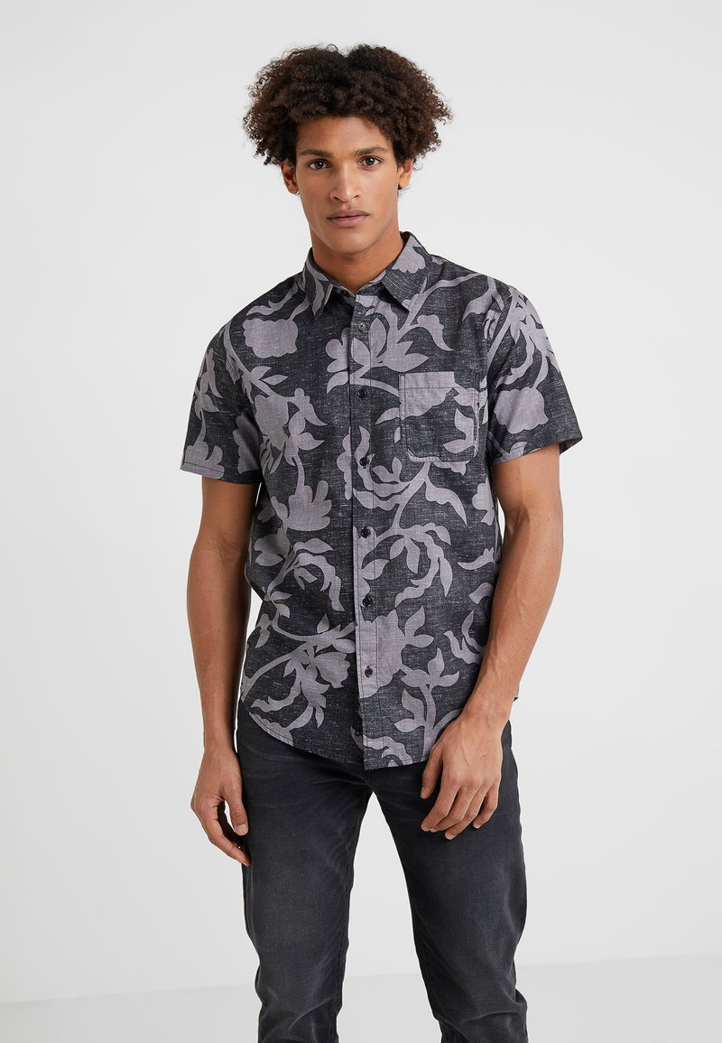 Outerknown - ESSENTIAL - Camisa - black