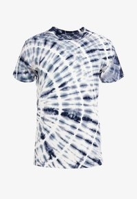 Outerknown - TRIPPY TEE - T-shirt imprimé - navy - 3
