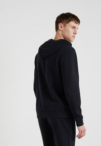 Outerknown - SUR ZIP HOODIE - veste en sweat zippée - black