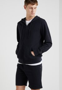 Outerknown - SUR ZIP HOODIE - veste en sweat zippée - black - 0