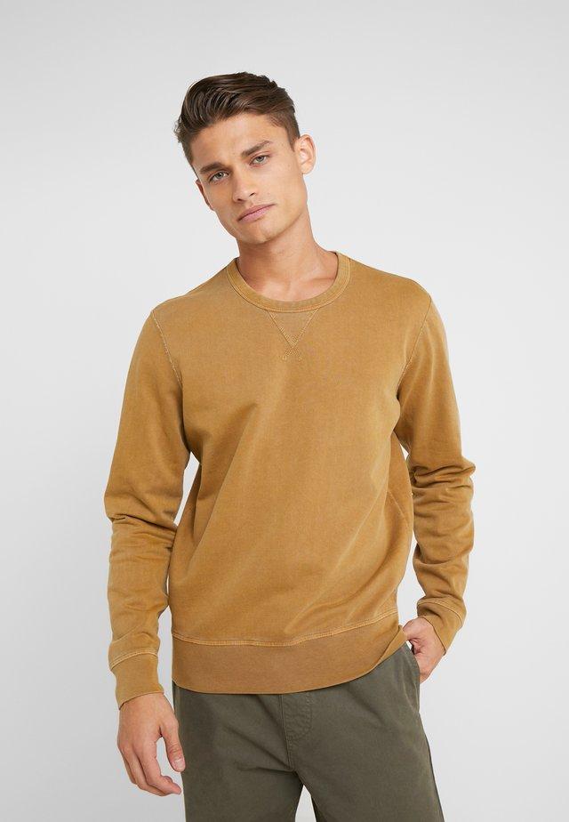 STOWAWAY CREW - Sweatshirt - golden state
