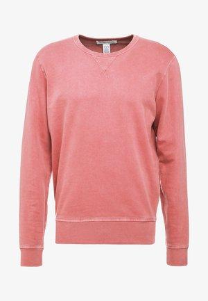 STOWAWAY CREW - Sweatshirt - mineral red