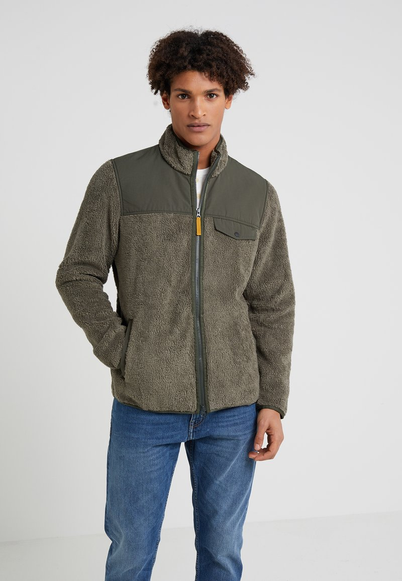 Outerknown - DUSK JACKET - Fleece jacket - aga