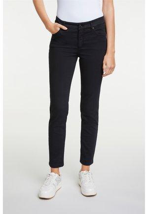 OUI - Slim fit jeans - black