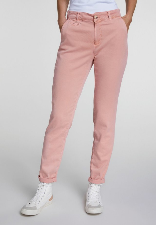 IN SLIM FIT - Chino - light apricot