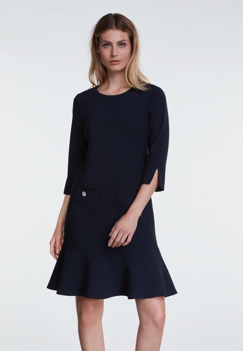 Oui - Day dress - dark blue