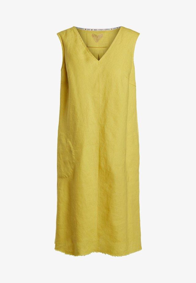 Freizeitkleid - primrose yellow