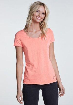 Print T-shirt - pink