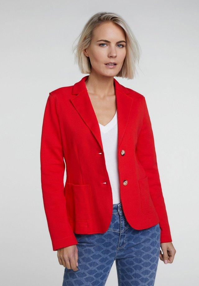 Blazer - flame scarlet