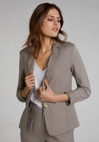 Oui - Blazer - light khaki - 0