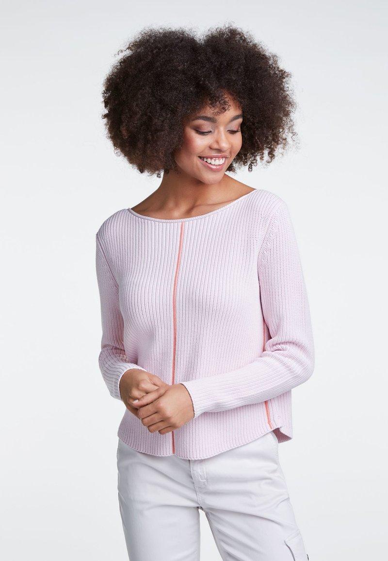 Oui - Jumper - pink