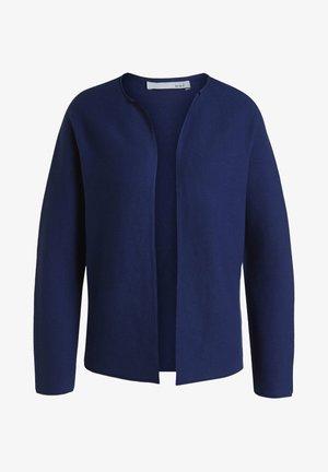 MIT MINDERUNGEN - Cardigan - medieval blue
