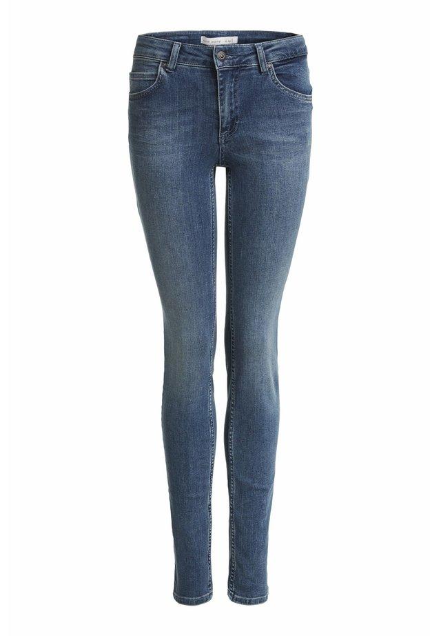 BAXTOR  - Jeans Slim Fit - darkblue denim