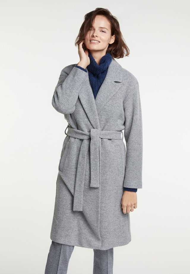 Wollmantel/klassischer Mantel - gray