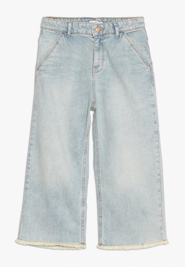 Outfit Kids - SUNBLEACH CULOTTES - Džíny Relaxed Fit - blue