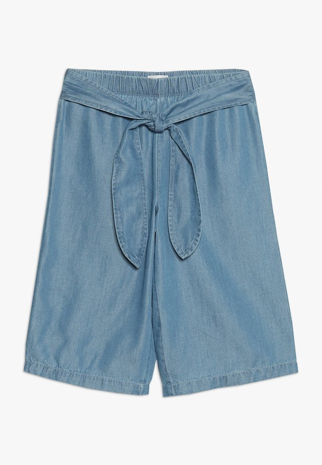 CULOTTES - Pantalon classique - blue