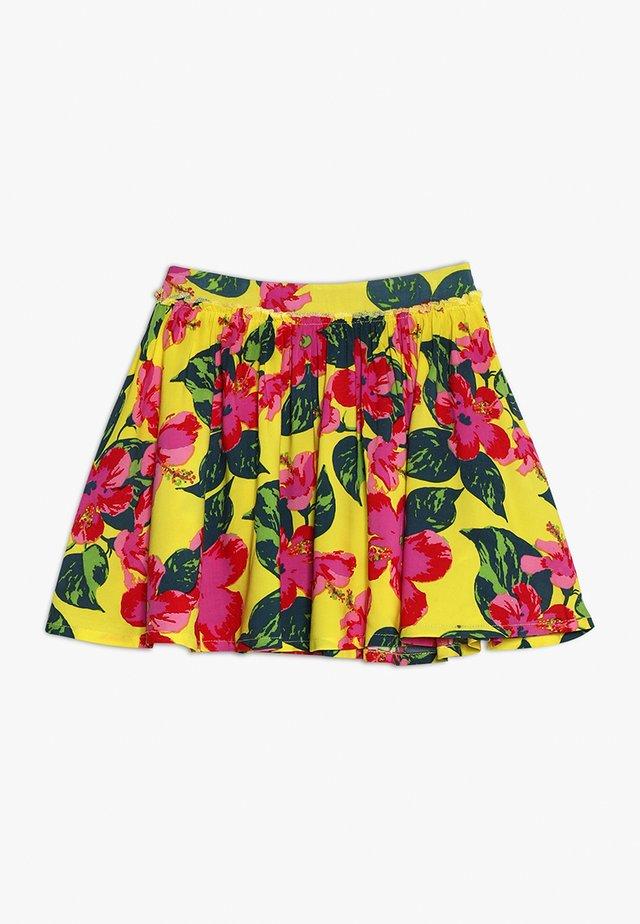 FLORAL  - Mini skirt - multi