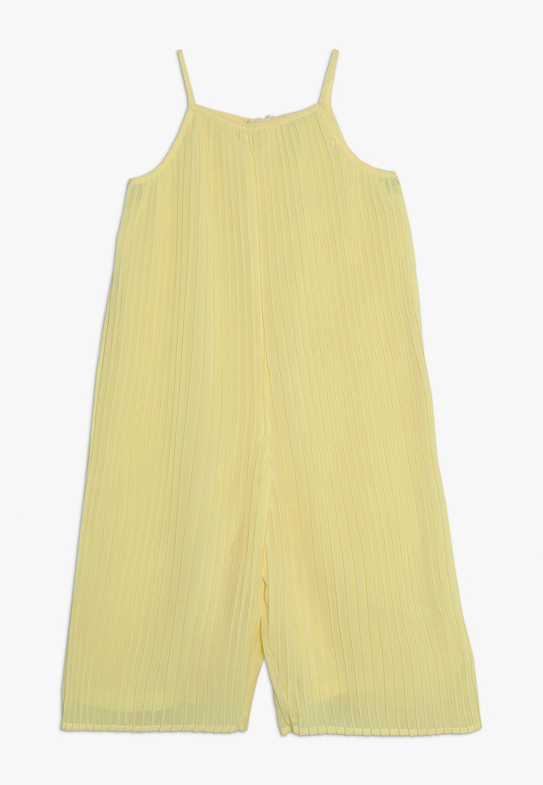 Outfit Kids - PLEATED CULOTTE - Mono - yellow