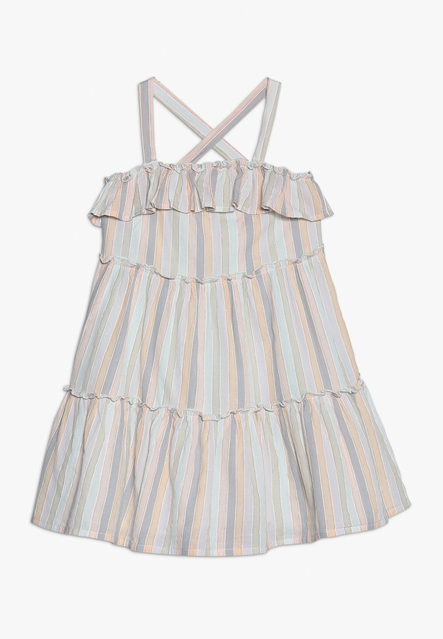STRIPE TIERED SUNDRESS - Vardagsklänning - multi