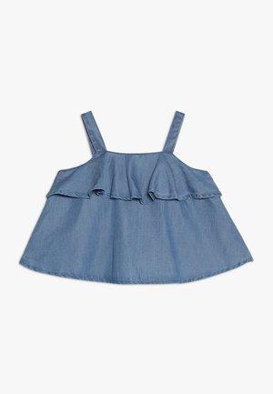 CHAMBRAY TIER - Tunika - blue