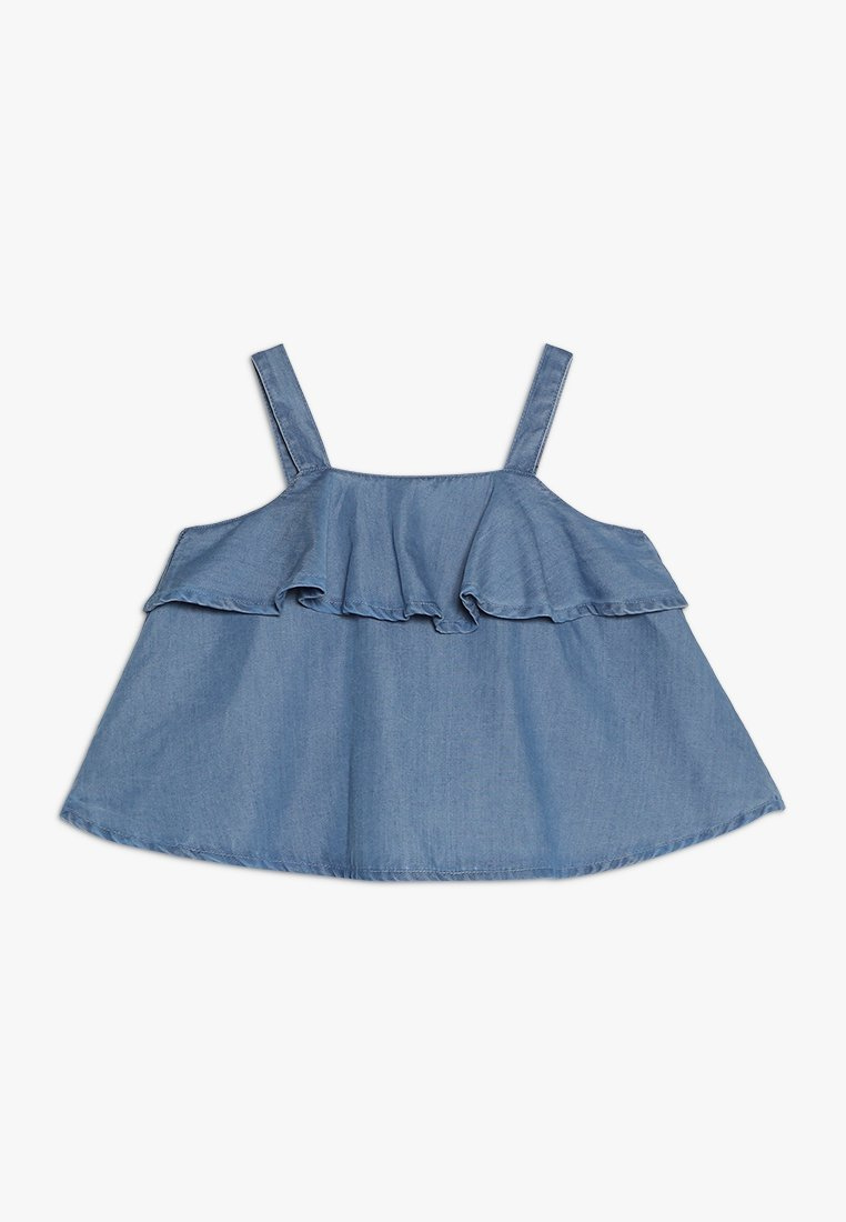 Outfit Kids - CHAMBRAY TIER - Tunikaer - blue