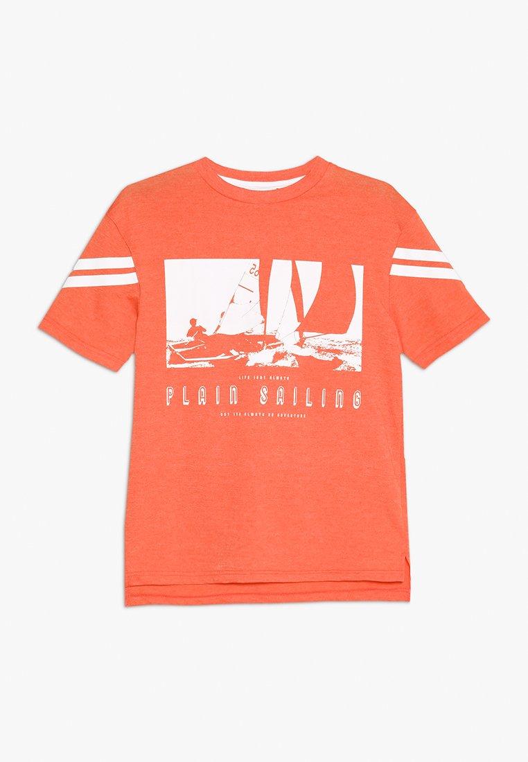 Outfit Kids - PLAIN SAILING TEE - T-shirts med print - orange