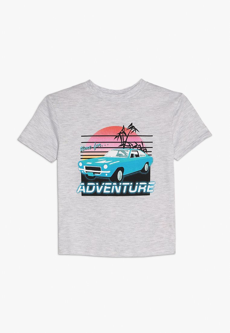 Outfit Kids - ROAD TRIP TEE - T-shirt con stampa - grey