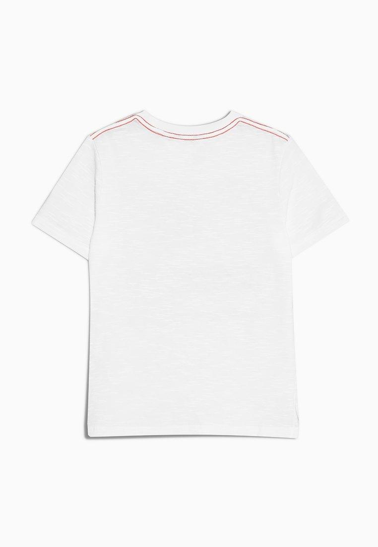 Outfit Kids - URBAN TEE - Triko spotiskem - white