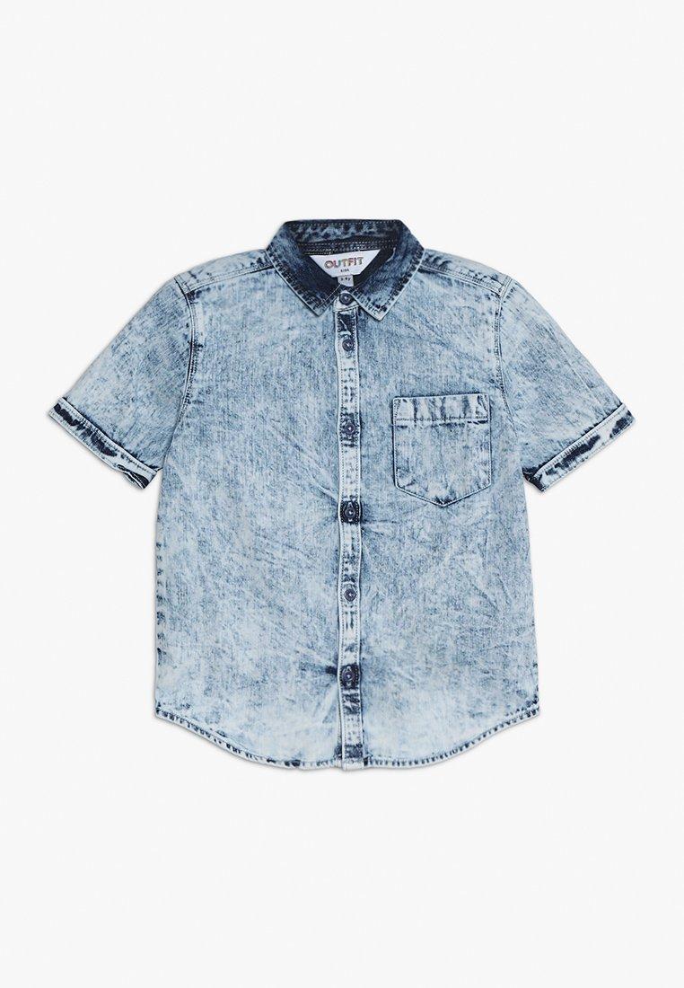 Outfit Kids - Overhemd - blue denim