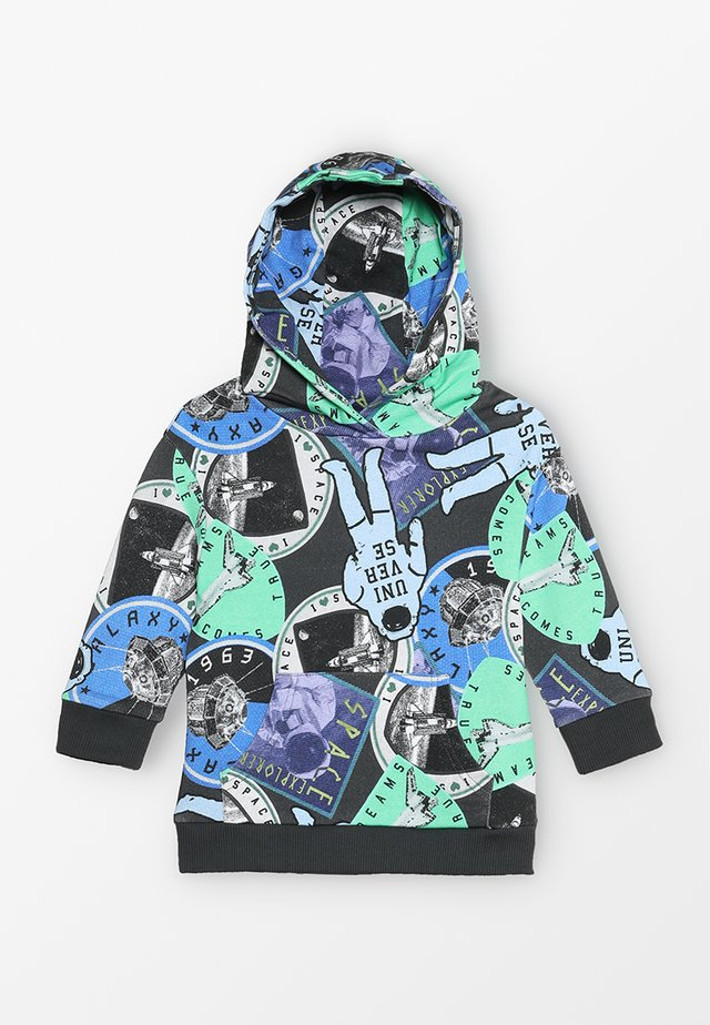 SPACE HOOD - Sweatshirt - multicolor