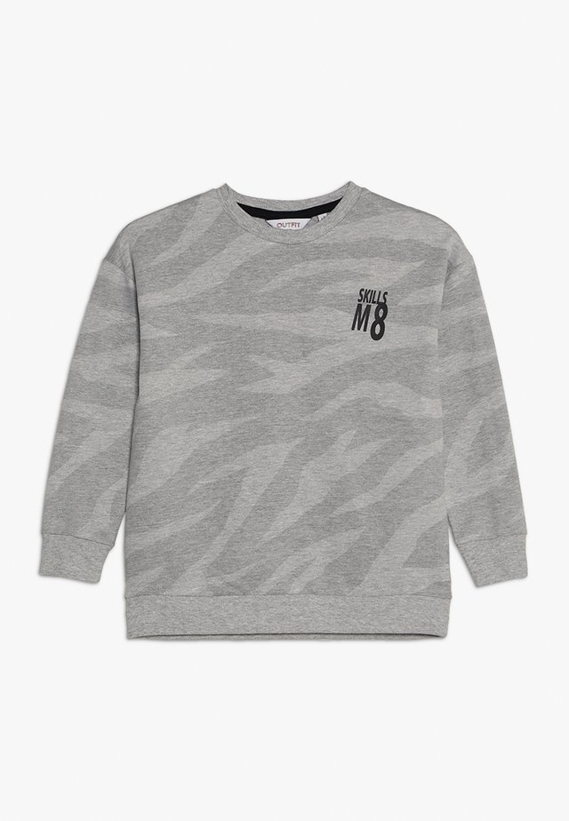 SKILLS - Sweatshirt - grey
