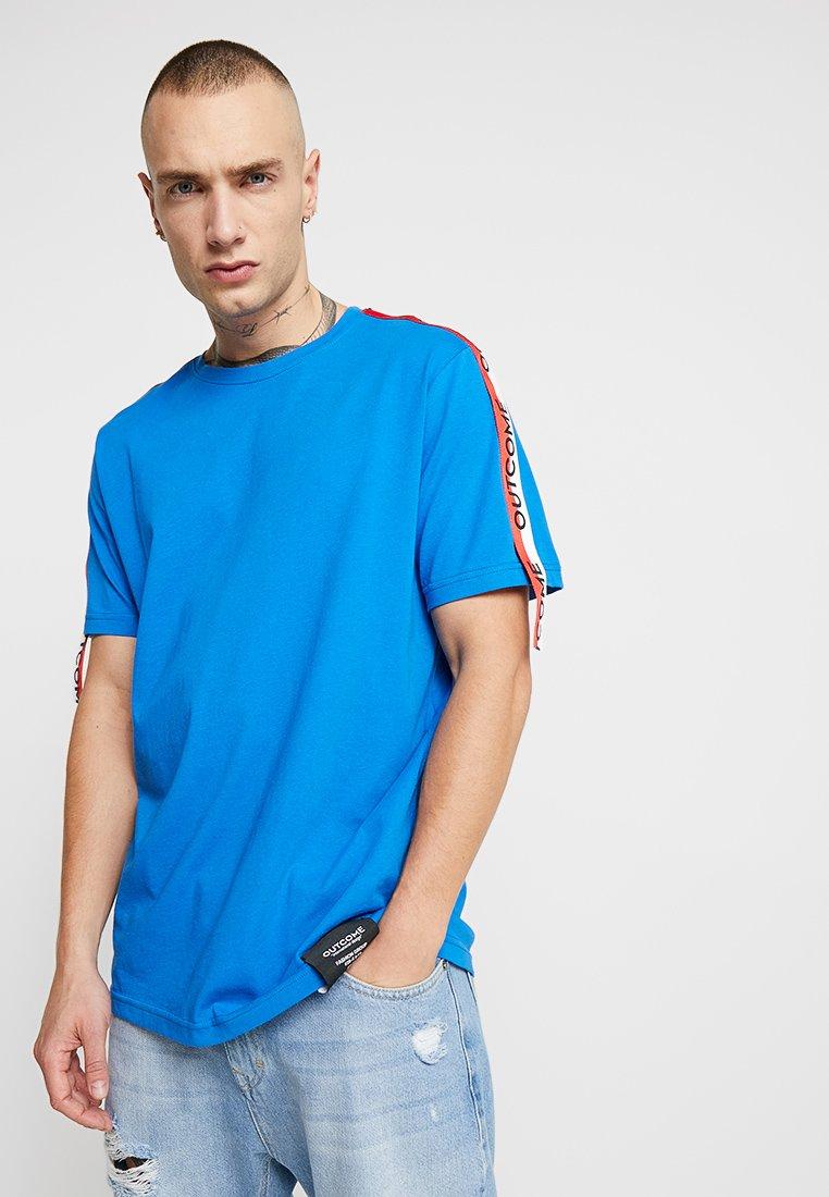 Outcome - Basic T-shirt - royal blue