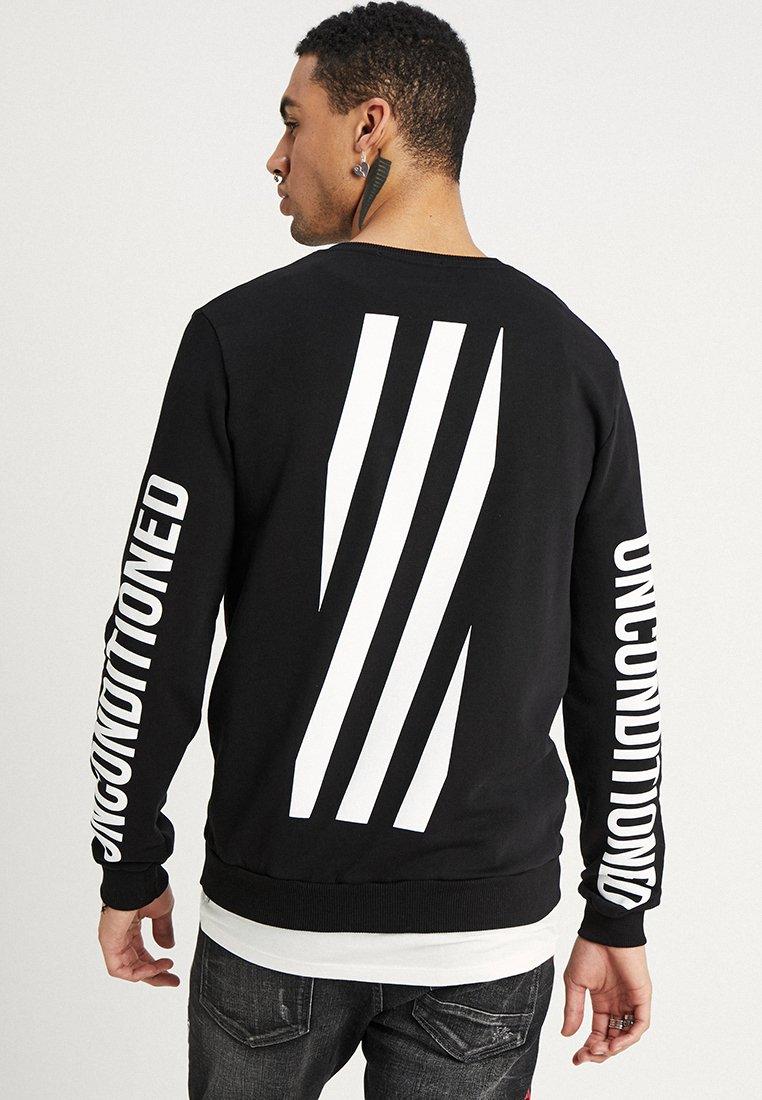 Outcome - Sweatshirt - black