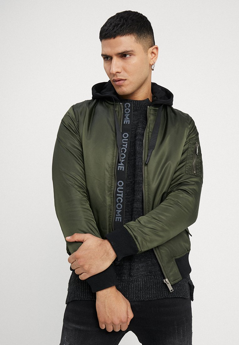 Outcome - JACKET - Light jacket - green