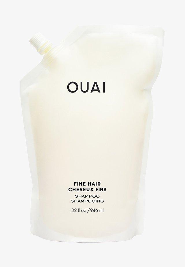FINE HAIR SHAMPOO - REFILL - Schampo - -