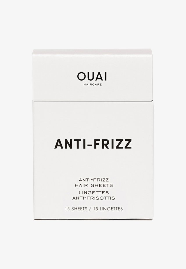 ANTI FRIZZ SHEETS - Stylingprodukter - -