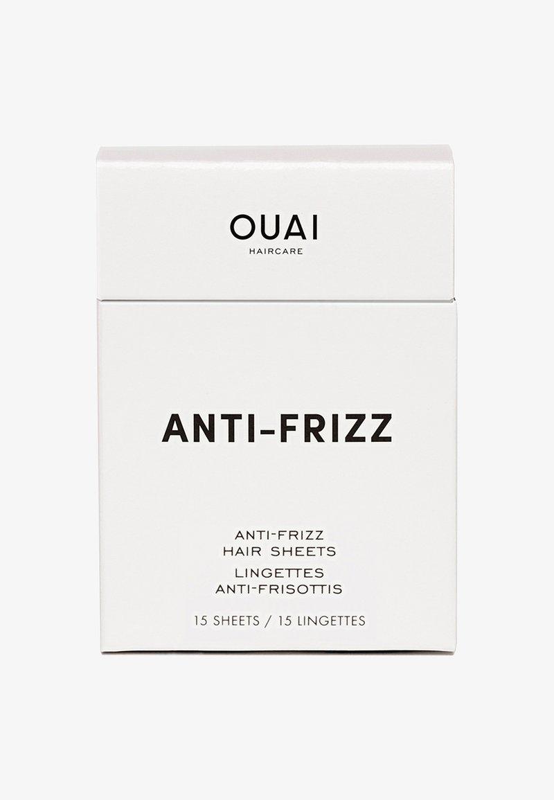 Ouai - ANTI FRIZZ SHEETS - Hair styling - -