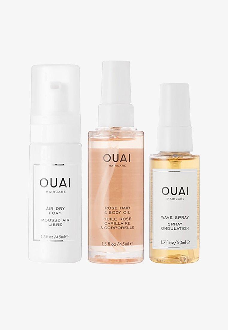Ouai - THE EASY OUAI - Hair set - -